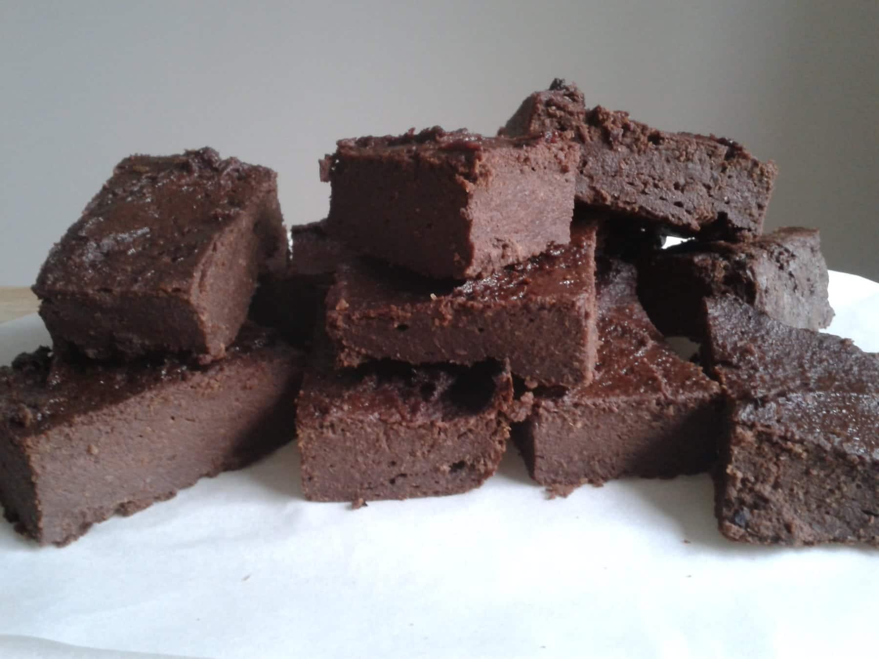Healthy brownies 160215