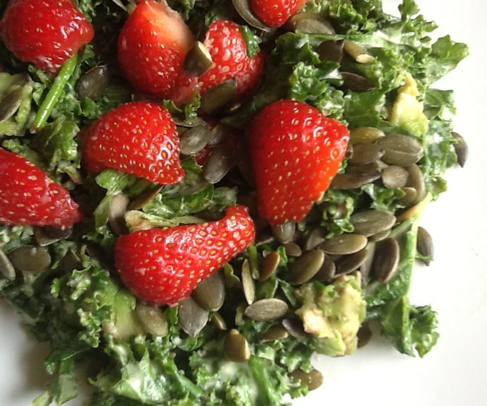 salad strawberry 4
