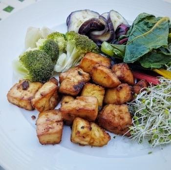 Easy Vegan Baked Tofu Recipe