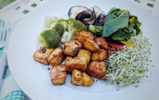 Easy Vegan Baked Tofu Recipe
