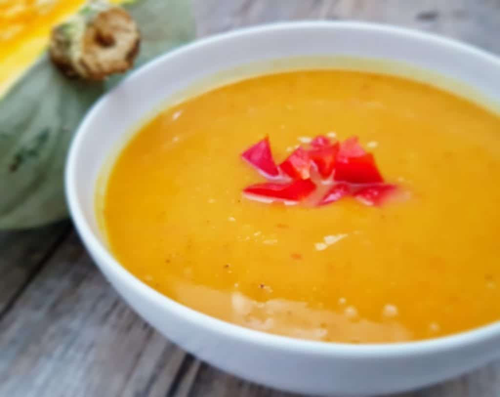 The Ultimate Squash & Apple Soup Recipe